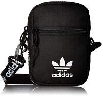 Adidas Originals Festival Coachella Crossbody Bag Black White NWT