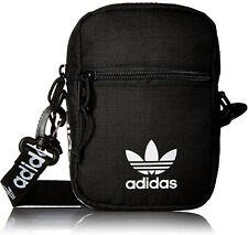 Adidas Originals Festival Crossbody Bag Black White NWT
