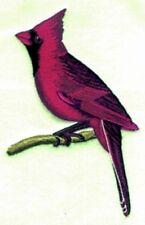 Embroidered Fleece Jacket - Cardinal Bt2821