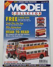Model Collector #128 July 1999 Lledo Schuco EFE & OOC Utilities