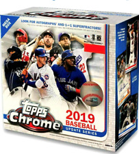 2019 Topps Chrome Update Single, Complete Your Set-Choose Your Card