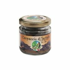 Carpaccio di Tartufo Estivo - 30 gr - Sulpizio Tartufi