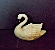 Lenox Ivory Swan Figurine
