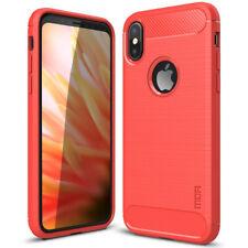 Handige Hoes voor iPhone XR TPU Zacht Flexibel Telefoonhoes Slank Bescherming