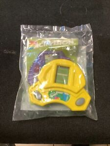 New 2005 Burger King TENNIS Activision Handheld Electronic Game Happy Meal Toy