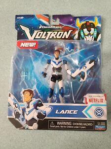 Voltron Legendary Defender LANCE Figure Netflix TV Playmates New