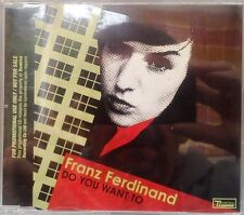 Franz Ferdinand - Do You Want To Collectable One Track Promo CD Single (CD)