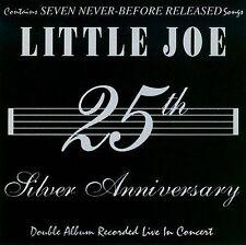 25th Silver Anniversary by Little Joe y la Familia (CD, Apr-2008, 2 Discs,...