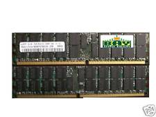 4GB (2 x 2GB) PC2-5300 DDR2-667 ECC REGISTER Hynix New
