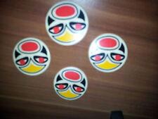 4 x indios escudo con cara