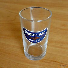 Peeterman Artois Sampling Shot Glass New Pub Club Bar Rare Drink Disco Glass