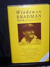 Wisden on Bradman - Bloomsbury Publishing PLC (Hardback)