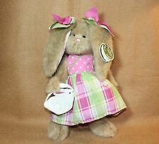 Bearington Bears Plush Haley And Hops Adorable Dressed Bunny 2013