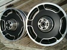 "REAR & front  02- 08 Harley TOURING Wheel 16x3 OEM 1"" bearings  t6rh654"