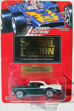 JOHNNY LIGHTNING 1956 CHEVY FIRST CLUB MEMBER SPECIAL EDITION 1 of  5,000