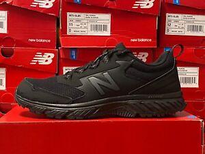 "New Balance MT510LB5 ""TRIPLE BLACK"" Trail Hiking Running Sneakers  *CHOOSE SIZE*"