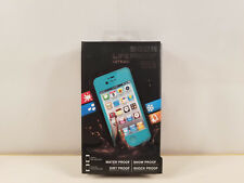 "NEW Waterproof Case by Lifeproof FRE for 4.0"" iPhone 4s & 4 - MULTI-COLOR"