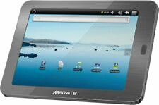 Archos Arnova 8 G1 4Gb Internet Tablet 8-in Display Android Black - VGC (501700)