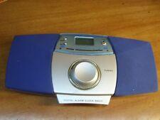 Portatile FM Stereo Radio Ricevitore Sveglia Digitale no sony pioneer kenwood