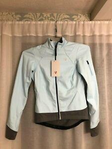 Bontrager Meraj S1 Softshell Women's Medium Cycling Jacket Full Zip 3 pockets
