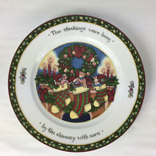 Susan Winget A Christmas Story Dinner Plate The Stockings International China