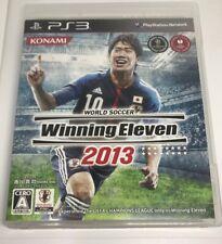 World Soccer Winning Eleven 2013 For Japanese PS3 ** USA SELLER*FAST SHIPPING*