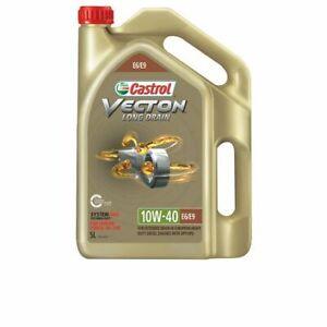 Castrol VECTON Engine Oil 10W-40 E6/E9 Long Drain 4L 3415495