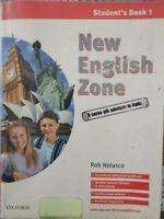 New English Zone + CD ROM di Rob Nolasco - ER