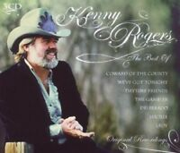 KENNY ROGERS The Best Of 3CD BRAND NEW