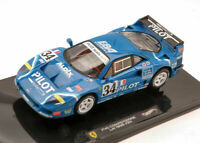 Model Car Scale 1:43 Hot Wheels Ferrari F40 N.34 Lm Ferte -thevenin-pa