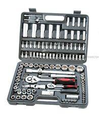 Socket Nut Set 108 pc. Ratchet Box Ratchet Socket Box Tool Case