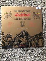 BOB MARLEY & THE WAILERS - EXODUS (Sealed)