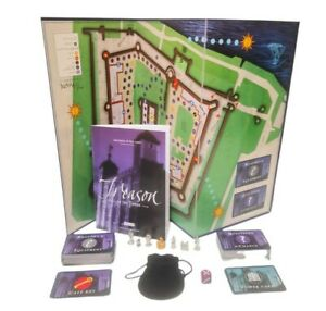Treason In The Tower Board Game Fantastic Condition Fully Complete 2002 HRP Offi