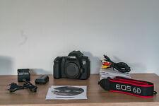 Canon EOS 6D Body Gehäuse - 17621 Auslösungen