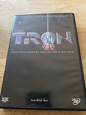 Tron (Dvd, 2002, 2-Disc Set, 20th Anniversary Collectors Edition) Disney