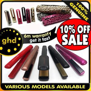 BEST BUY GHD GENUINE HAIR STRAIGHTENERS + FREE BAG & GUARD platinum salon styler