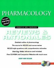 Pharmacology: Reviews and Rationales