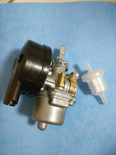 Carburetor &Fuel Filter For 49cc 60cc 66cc 80cc Engine Motorized Bicycle Carb