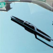 22 inch Soft Car Bracketless Frameless Rubber Window Windshield Wiper Blade LO
