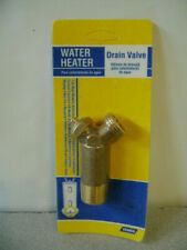 """CAMCO 3/4"""" Water Heater Drain Valve No. 15104      - New -"""