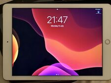 Apple iPad Air 2 128GB, Wi-Fi, 9.7in - Gold - iCloud Unlocked - Preowned