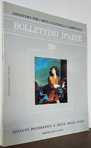Bollettino d'Arte n. 98 ottobre-dicembre 1996