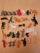 (12) soldat figurine animaux publicitaire roche fée le cirque série complète !