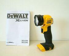 DeWALT DCL040 18v LED Pivot Worklight Torch Naked