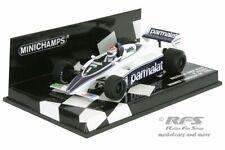 Brabham BMW BT50  Nelson Piquet  Formel 1 Kanada 1982  1:43 Minichamps 417820001