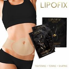 ULTIMATE BODY WRAP APPLICATOR LIPOFIX slimming wrap to Tone Tighten Firm 12wraps