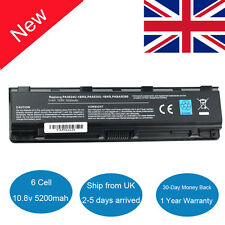 PA5024U-1BRS Battery for Toshiba Satellite C850 C850D C855 C870 L850 L855 L870