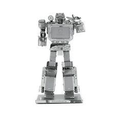 Fascinations Metal Earth 3D Steel Model Kit Transformers Decepticon Soundwave