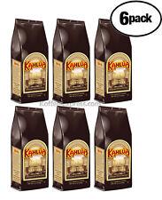 Kahlua French Vanilla Gourmet Ground Coffee 6 BAGS 12oz EACH fresh full case