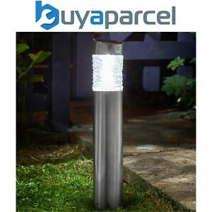 Smart Garden Pharos Motion Sensor Bollard Garden Solar PIR Security Light Bright